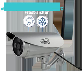 upCam Tornado HD S IP Kamera